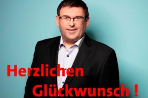 Glückwunsch Jörg
