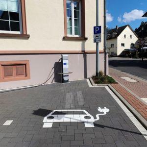 E-Ladestation-VG