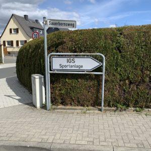 Sauerbornsweg 1