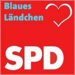 Logo: SPD-Blaues Ländchen